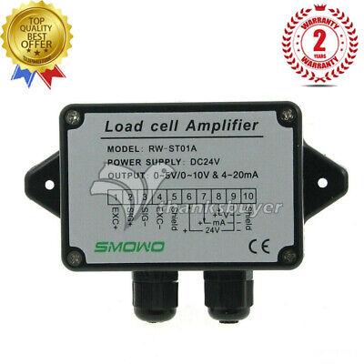 Rw-st01a 0-5v10v 4-20ma Load Cell Sensor Amplifier Transmitter Strain Gauge Sz