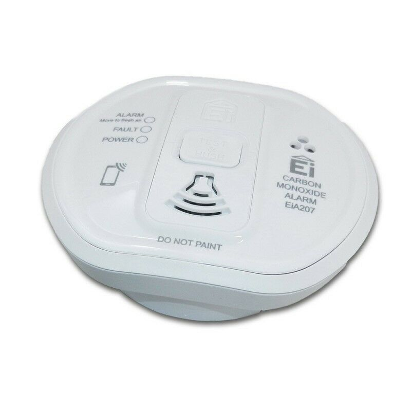POPP - Z-Wave Plus CO Detector