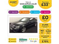 Mercedes-Benz CLC FROM £33 PER WEEK!