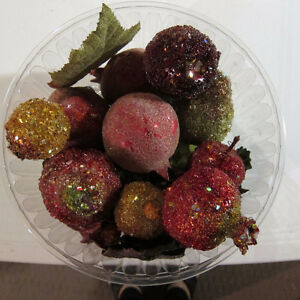 Sparkly Fruit