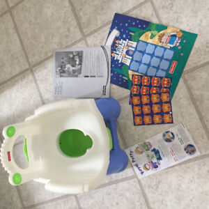 Potty and toilet seat cover
