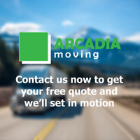 Arcadia Moving | Quick & reliable moving