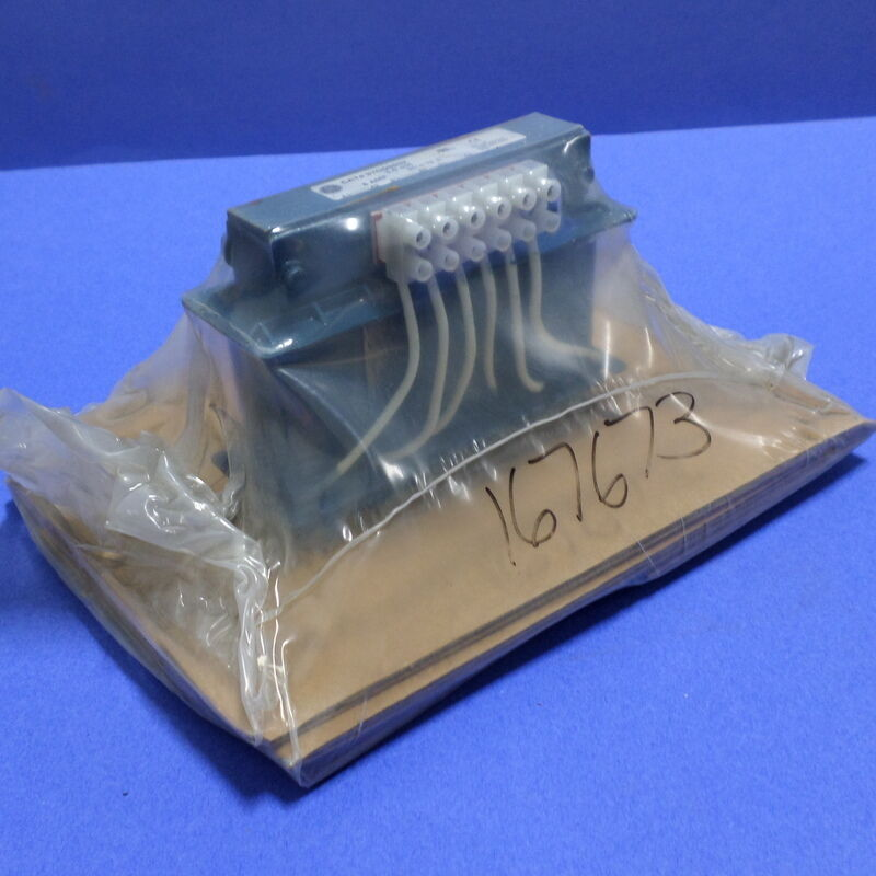 GENERAL ELECTRIC 8A 3.0mH LINE REACTOR 37G00802 SEALED *PZB*