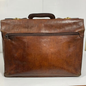 Made in Italy - leather briefcase - PRINCIPE