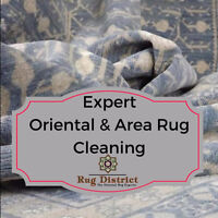 Expert Oriental & Area Rug Cleaning-RugDistrict.com