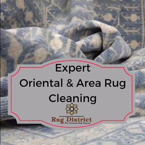 Expert Oriental & Area Rug Cleaning-RugDistrict.com Kitchener / Waterloo Kitchener Area image 1