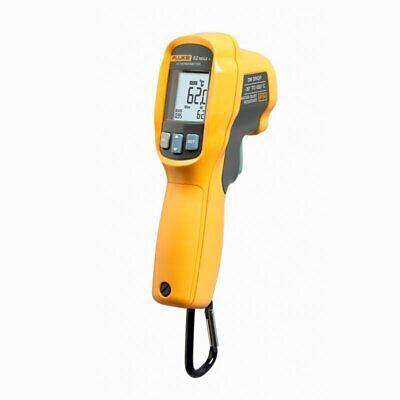 New Fluke 62 Max Plus Dual Laser Infrared Thermometer F62 Max