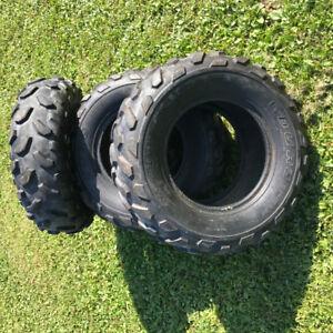 ATV Tires - Good condition