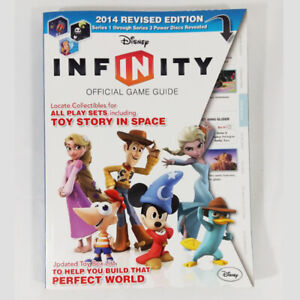 Disney Infinity 2014 Revised Edition Prima Official Guide PprBck