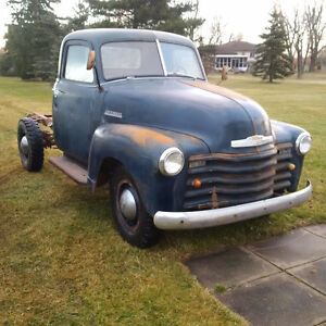 1947-53 Chevy Truck Parts Wanted