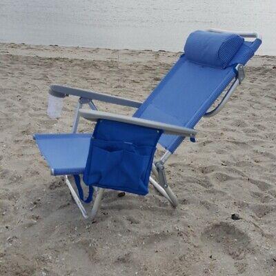 Strandstuhl Klappstuhl tragbarerer Campingstuhl Outdoor Stuhl Strandliege Stuhl - Outdoor Klapp-liegen