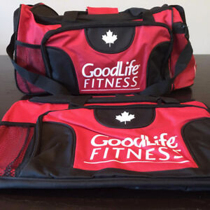 Duffle Bag Or Sporting Goods Exercise In Ontario Goodlife Gym Dimensions