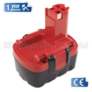 New Ni-Cd Battery For Bosch 14.4V PSR GWS GSB 14.4 VE-2 BAT040 BAT159 Drill UK