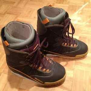 BURTON Viking boots men's size 8.5