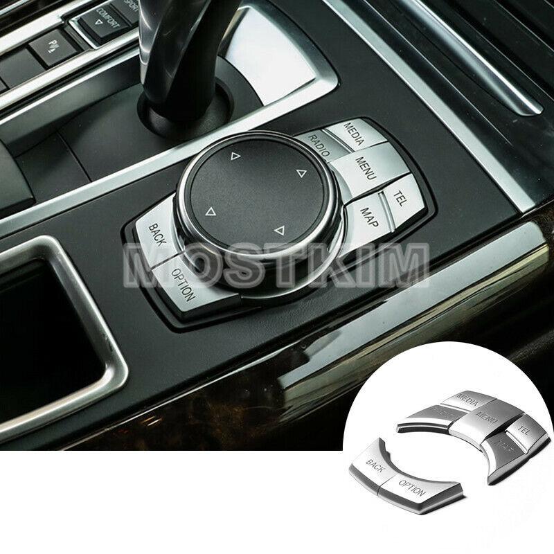 Interni Center console Gear Box Button Trim cover 3pcs