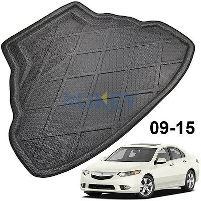 Acura Tsx Trunk Tray - Rear Cargo Trunk Boot Mat Liner Floor Tray For Acura TSX Sedan 2009-2014