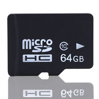 For Sell 64GB - TF Flash New Memory Card Class 10 Micro SD Micro