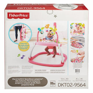 Fisher Price jumperoo-new