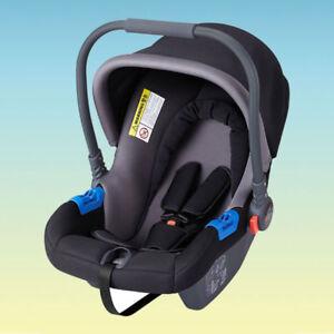 Toddler Baby Cradle Kids Carrier Basket Newborn Child Safe Car Seat ...