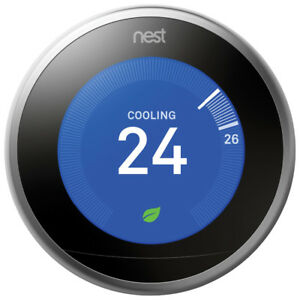 Brand 3rd Generation Nest Thermostat