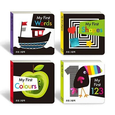 Focus picture book Focus Picture Book My First 4-piece Set