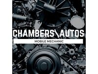 Chambers Autos mobile mechanic
