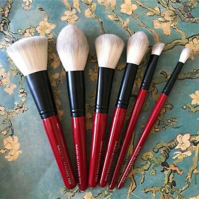 SEPHORA hakuho-do sephora PRO limited edition brush makeup brush 6pcs Brush Set