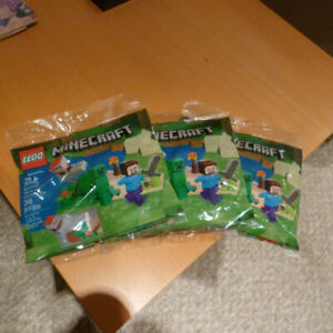 Minecraft Lego Sets