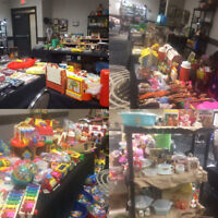 Vintage toys and Collectable Sale
