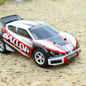 RC 2.4G 1/24 2WD Mini Super High Speed Racing Car 25km/hr NEW