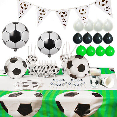 Football Themed Party Supplies (2019 Children Party Supplies Football Theme Kid's Birthday Party)