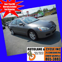 2007 Honda Accord SE Sedan Only $5395 Great on Gas!!!! Roomy Bedford Halifax Preview