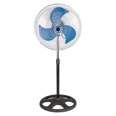 Ventilador circular de pie 50 cm 3 Vel 80W