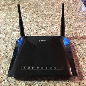 D-Link DIR-815 Wireless Router