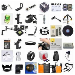 Many photographic and video accessories for sale at reasonable ,affordable prices.