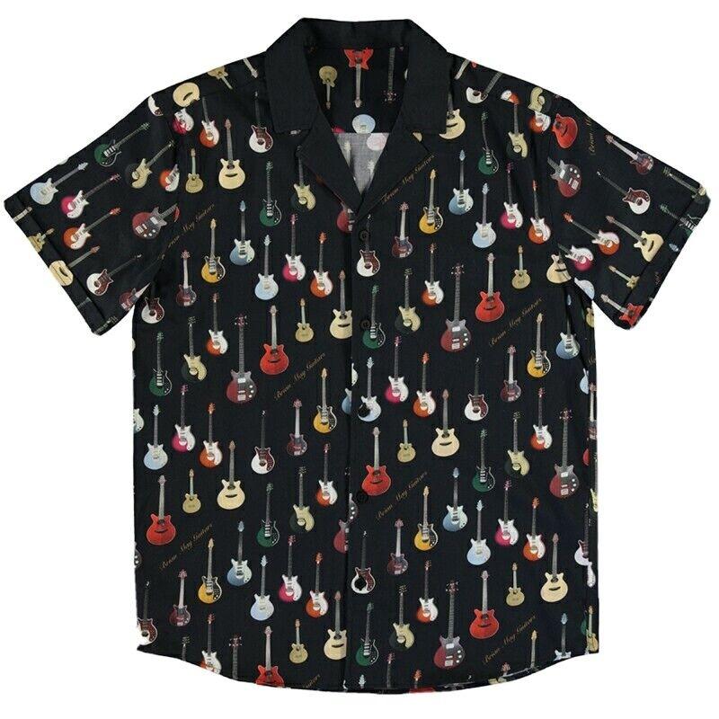 Official Brian May Guitar Shirt