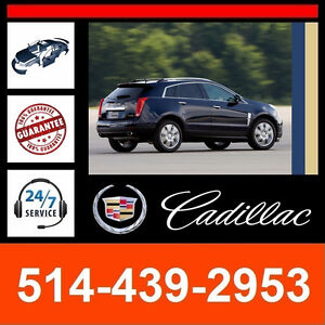 Cadillac SRX ► Fenders and Bumpers • Ailes et Pare-chocs