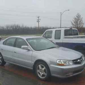2002 Acura 3.2TL Immaculate