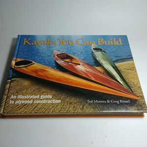 Kayaks You Can Build An Illustrated Guide 2 Plywood Construction