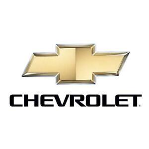 Nouvelles Pièces Chevrolet Impala 2000-2018