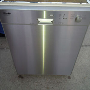 Miele G841 Plus Stainless Steel Dishwasher