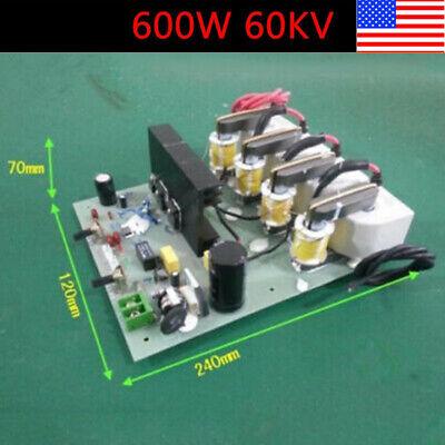 600w 60kv Adjustable High Voltage Electrostatic Precipitator Power Supply 10ma