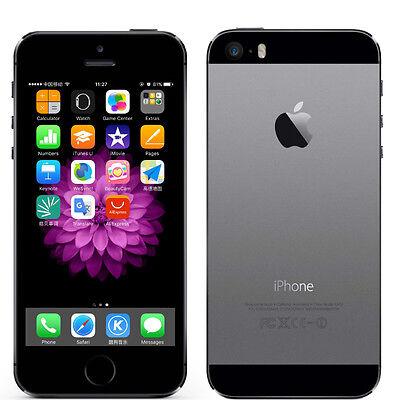 Original Apple iPhone 5s -GSM 4G LTE (Factory Unlocked) -Smartphone 64GB -Grey