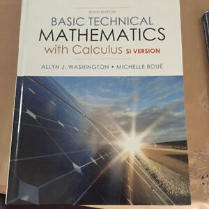 basic technical mathematics with calculus 9th edition solutions manual pdf