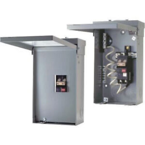 Sale $175 (Taxes In) SIEMANS* or EATONS NEW GFI SPA Panel 40A/50
