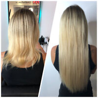 HAIR KANDY EXTENSIONS!! hot fusions! same day MOBILE