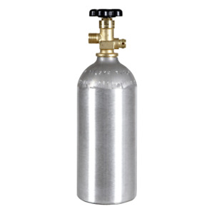 2.5 CO2 Cylinder Tank NEW *FREE SHIPPING* High QUALITY
