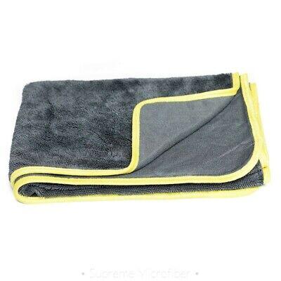 Korean Microfiber Twisted Pile Car Drying Towel 74X90CM Free Worldwide Shipping