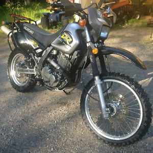 Dr650 trade for a 250 - 450 dual sport