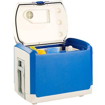 Kühl und Wärmebox: Thermoelektrische Kühlbox und Wärmebox, 12 V / 230 V, 40 l